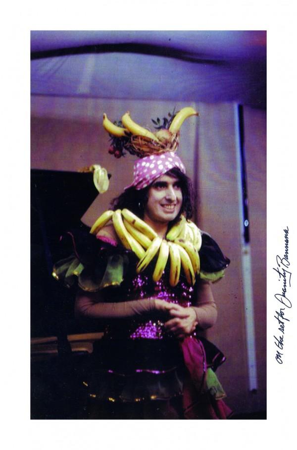 09 Tiny Tim on the Set of Juanita Banana Music Video [1973]